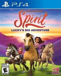 Spirit: Lucky's Big Adventure Box Art