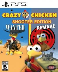 Crazy Chicken - Shooter Edition Box Art