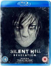 Silent Hill: Revelation (BD) [UK] Box Art
