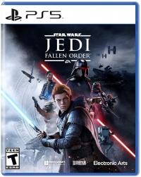 Star Wars Jedi: Fallen Order Box Art