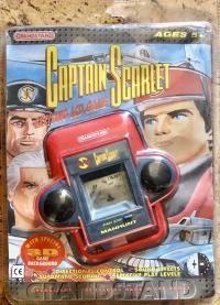 Captain Scarlet: Manhunt Box Art