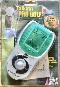 Talking Pro Golf Box Art