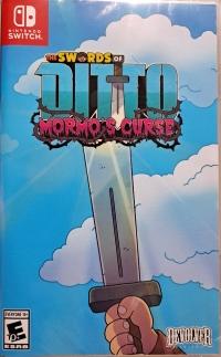 Swords of Ditto, The: Mormo's Curse (sword cover) Box Art