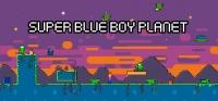 Super Blue Boy Planet Box Art
