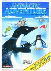 Antarctic Adventure Box Art