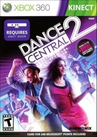 Dance Central 2 Box Art