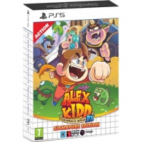 Alex Kidd in Miracle World DX - Signature Edition Box Art
