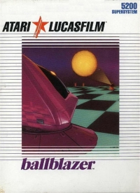 Ballblazer Box Art