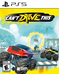 Can't Drive This Box Art