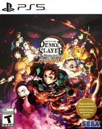 Demon Slayer: The Hinokami Chronicles Box Art