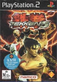 Tekken 5 Box Art