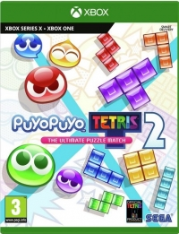 Puyo Puyo Tetris 2 Box Art