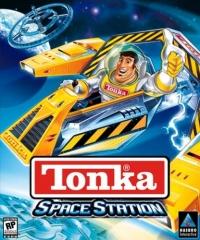 Tonka Space Station Box Art