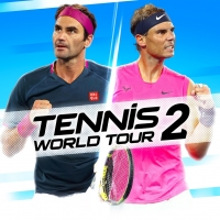 Tennis World Tour 2 Box Art