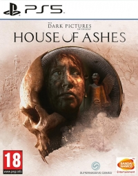 Dark Pictures, The: House of Ashes Box Art