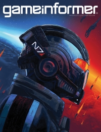 Game Informer #333 (cover a) Box Art