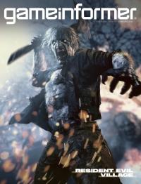 Game Informer #335 Box Art