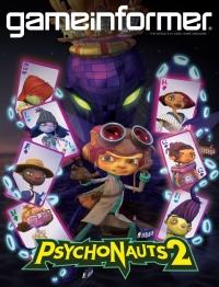 Game Informer #336 Box Art