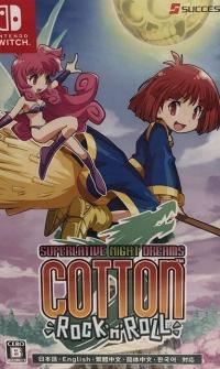 Cotton: Rock 'n' Roll Box Art