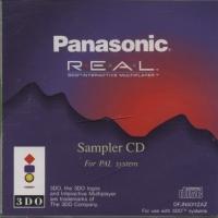 Panasonic Sampler CD (DFJN5011ZAZ) Box Art