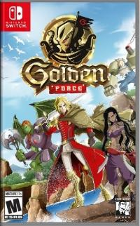 Golden Force Box Art