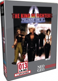 King of Fighters 2000, The (013 LR-NG) Box Art