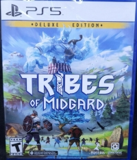 Tribes of Midgard - Deluxe Edition Box Art