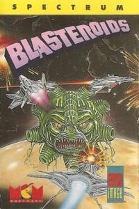Blasteroids (SEC 549) Box Art