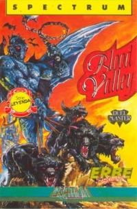 Blood Valley (Serie Leyenda) Box Art