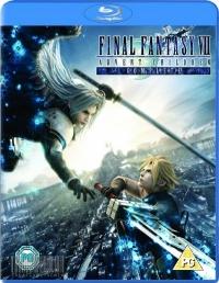 Final Fantasy VII: Advent Children Complete (Blu-ray) Box Art