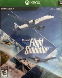 Microsoft Flight Simulator Box Art