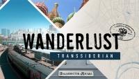 Wanderlust: Transsiberian Box Art