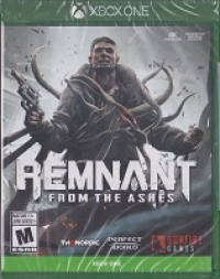 Remnant: From the Ashes [CA] Box Art