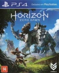 Horizon Zero Dawn Box Art