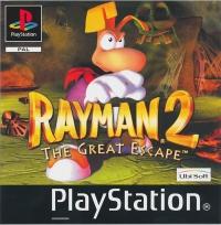 Rayman 2: The Great Escape [DE][FR] Box Art
