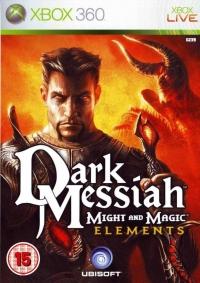 Dark Messiah of Might and Magic: Elements Box Art