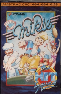 Mikie - The Hit Squad Box Art
