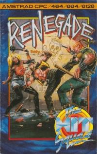 Renegade - The Hit Squad Box Art
