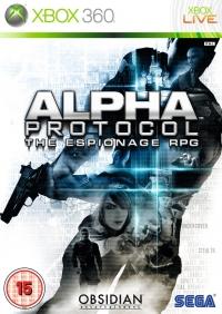 Alpha Protocol: The Espionage RPG [UK] Box Art