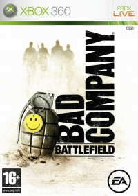 Battlefield: Bad Company Box Art