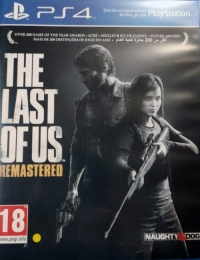 Last of Us Remastered, The (9810919) Box Art