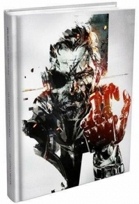 Metal Gear Solid V: The Phantom Pain: The Complete Official Guide - Collector's Edition Box Art