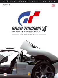 Gran Turismo 4: The Official Guide Box Art