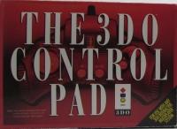 3DO Control Pad Box Art