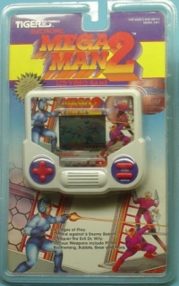 Mega Man 2 Box Art