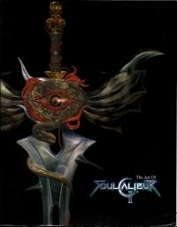 Art of SoulCalibur II, The Box Art