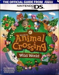 Animal Crossing: Wild World - The Official Nintendo Player's Guide Box Art