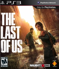 Last of Us, The Box Art