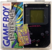 Nintendo Game Boy Play It Loud - Deep Black [NA] Box Art