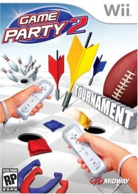Game Party 2 Box Art
